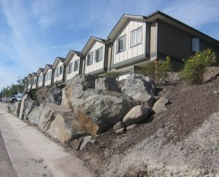 Project: Copper Sky, Yellowknife NT | Traine Construction & Developments