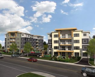 Project: Valley Road, Kelowna, BC | Traine Construction & Developments