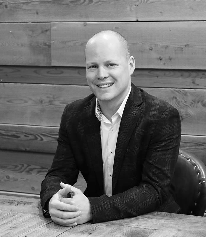 Chad Davidson - VP of Development